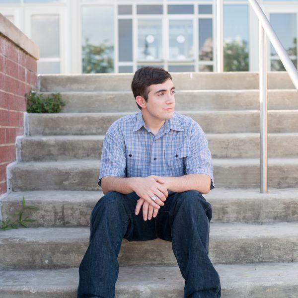 Chris Roofe - Senior