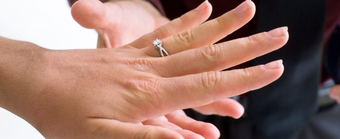 Our Story (Part 4): A boy, a girl, and a ring - Photography by Caitlin